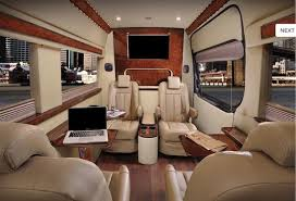Houston Texas Luxury Conversion Van Dealers