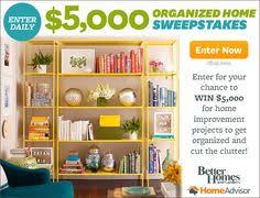 Better Homes & Gardens line 25 000 DOLLAR Reader Appreciation
