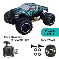 100 Gas Rc Monster Trucks Redcat Racing 4x4 Rampage MT V3 RC Truck In Bonus Spare