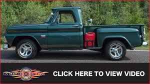 100 1966 Chevy Trucks Chevrolet C10 SOLD YouTube