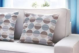 taie coussin canapé housse de coussin sur mesure maison design bahbe com