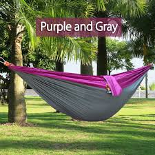Indoor Hammock Bed by Double Hammock Tree 2 People Person Patio Bed Swing New Nylon