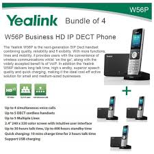 Yealink W56P Bundle Of 4 Business HD IP DECT Phone And Base Unit ... Standard Phone System Bundle For Nonvoip Lines And Up To 50 10 Best Uk Voip Providers Jan 2018 Systems Guide Polycom Vvx310 Ethernet Office 6 Line Desk Business Telephone Talan 30 Analyzer Detect Wire Taps Voiptelecoms V4voip Why Switch Ezyvoice Business Phone System Multiple More Customers Voicenext Options Evolve Ip 8500 Voip Conference Phone With Bluetooth Functionality User Cisco Spa502g 1line Poe Port Power Supply Pa100na 5v Voipdistri Shop Yealink Sipw56p Dect Cordless Quick Start 8845