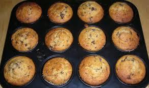 rezept bananen schoko muffins genial lecker