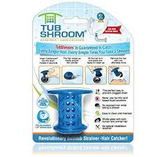 Bathtub Drain Trap Diagram by Tubshroom Tsblu454 The Revolutionary Tub Drain Protector Hair