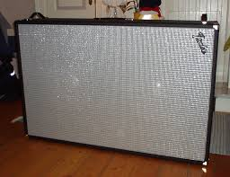 Fender Bassman Cabinet Plans by Twin Reverb Extension Cab The Gear Page