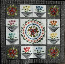 Jane Zillmer A finished quilt