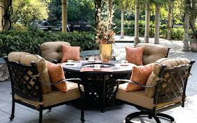 Sams Club Patio Set With Fire Pit by Fire Pit Table Sets Lovable Patio Furniture With Fire Pit Table