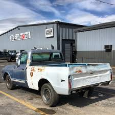 Build Spotlight: Cheyenne Lord's 1969 Shortbed Chevy Pickup ... Chevrolet Ck 10 Questions 69 Chevy C10 Front End And Cab Swap Build Spotlight Cheyenne Lords 1969 Shortbed Chevy Pickup C10 Longbed Stepside Sold For Sale 81240 Mcg Junkyard Find 1970 The Truth About Cars Ol Blue Photo Image Gallery Fine Dime Truck From Creations N Chrome Scores A Short Bed Fleet Side Stock 819107 Kiji 1938 Ford Other Classic Truck In Cherry Red Great Brian Harrison 12ton Connors Motorcar Company