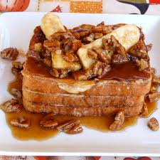 Sweet Pea s Kitchen  Bananas Foster French Toast
