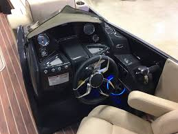 Crest Pontoon Captains Chair by 2018 Crest Caribbean 250 L Power Boats Outboard Willis Texas Cre29f718
