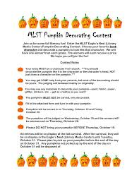 Office Pumpkin Decorating Contest Rules by Mccrorey Liston