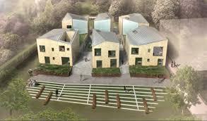 100 Belsize Architects 6 Pavilions Student Accommodation