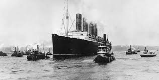 Where In Ireland Did The Lusitania Sink by German U Boat Torpedoes The Lusitania May 7 1915 Politico