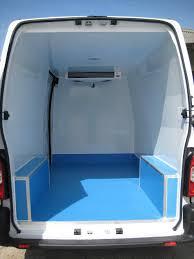 Panel Diy Fridge Van Conversion S Refrigerated Icecraftuk Steveus Camper Project Build A