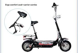 Uberscoot Citi 800w Electric Scooter 9