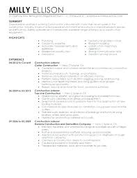 Good Resume Experience Examples No Simple Functional Sample Custom Report