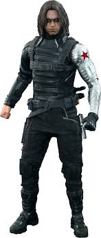 Winter Soldier Bucky PNG Photos