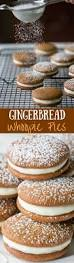 Pumpkin Whoopie Pies With Maple Spice Filling by Gingerbread Whoopie Pies Recipe Cream Cheese Filling Lemon