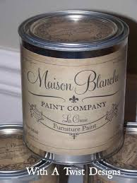Twist New Year Chalk Paint Maison Blanche La Craie Attic Furniture Brands