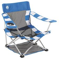 Coleman Oversized Quad Chair With Cooler Pouch by Furniture U0026 Games