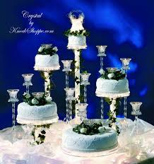 9 best Our Lighted Cake Stands images on Pinterest