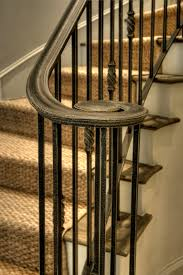 Wrought Iron Staircases Add Wonderful Character To A Home. When ... Wrought Iron Stair Railing Idea John Robinson House Decor Exterior Handrail Including Light Blue Wood Siding Ornamental Wrought Iron Railings Designs Beautifying With Interior That Revive The Railings Process And Design Best 25 Stairs Ideas On Pinterest Gates Stair Railing Spindles Oil Rubbed Balusters Restained Post Handrail Photos Freestanding Spindles Installing