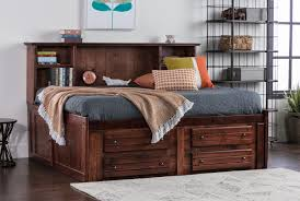 Target Room Essentials 4 Drawer Dresser Instructions by Sedona Full Roomsaver Bed W 4 Drawer Captains Unit Living Spaces