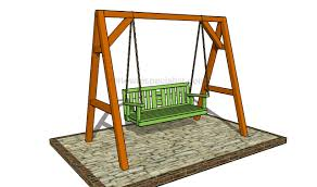 How To Build An A-frame Swing | HowToSpecialist - How To Build ... Freestanding Aframe Swing Set 8 Steps With Pictures He Got Bored With His Backyard So Tore It Down And Pergola Canopy Fniture Free Pergola Plans You Can Diy How To Build A Arbor Howtos Diy Nearly Handmade Building Stairs For The Club House To A Fort Outdoor Goods Simpleeasycheap Porbench 2x4s Youtube Discovery Weston Cedar Walmartcom Combination Playhouse And Climbing Wall How Porch Made From Pallets Simple Ideas All Home For Tim Remodelaholic Tutorial An Amazing Firepit