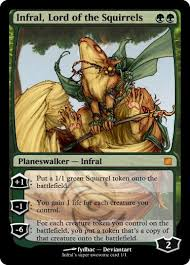 Mtg Decks Under 20 by One Squirrel Two Squirrels 6mil Squirrels Casual Mtg Deck