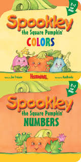 Spookley The Square Pumpkin by Spookley The Square Pumpkin Colors Numbers By Joe Troiano