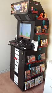 Mortal Kombat Arcade Cabinet Restoration by Best 25 Arcade Machine Ideas On Pinterest Arcade Game Room