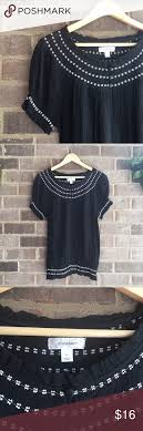 💐Sale Dress Barn Black Embroidered Peasant Blouse | D, Tops And ... Dress Barn Online Ambros Vestidos Cortos Para Gorditas Moda Vestidos De Plus Size Formal Wear Image Collections Drses Clothing Gallery Design Ideas Dressbarn Black Friday 2017 Sale Deals Christmas Sales Reg 3800 On Sale For 2280 Misses Blazer Sale Brand New Without Tags Womens Floral Belted New Nwt 12 Flaws At And Woman Men Smart Casual Code For Dinner 35 Remarkable Pullovers Pullover Sweaters Dressbarn