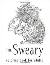Swear Word Coloring Book The Sweary For Adults By 2016 Paperback