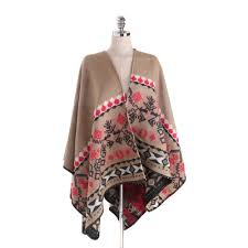 popular ethnic ponchos buy cheap ethnic ponchos lots from china