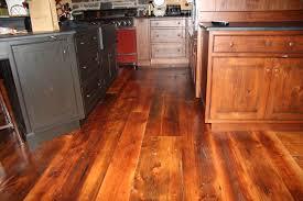Original White Pine Flooring Pumpkin