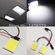 1pcs Parking 8W COB 24 Chip LED Car Interior Light T10 Festoon
