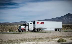 100 Greatwide Trucking Ruan Class 8 Rig Runs For One Million Miles Using CNG