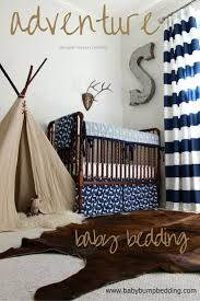 Woodland Crib Bedding Sets by Adventure Themed Nursery Woodland Deer Rustic Hunting Camping