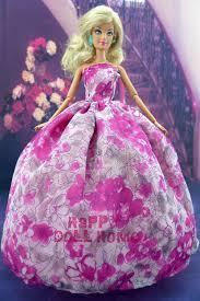 aliexpress com buy new handmade party doll purple printing