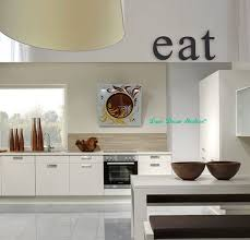 Eat Wall Decor Kitchen Letters Promotion Shop For Promotional