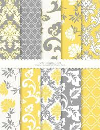 Yellow And White Curtains Etsy by Best 25 Yellow And Grey Curtains Ideas On Pinterest Yellow