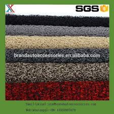 Black Auto Carpet by Auto Carpet Pvc Coil Car Mat Double Layered Non Skid Eco Friendly