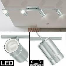 beleuchtung 4x 3 watt led decken wand strahler wohnzimmer
