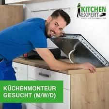 monteur für küchenmontage kundendienst gesucht in nordrhein