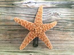 Seashell Christmas Tree Topper by Sugar Starfish Tree Topper Sea 2 Land Designs