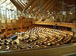 chambre du parlement parlement écossais wikipédia