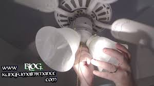 Ceiling Fan Wobble Kit by Changing Bullet Can Ceiling Fan Light Kit With Faux Glass Style