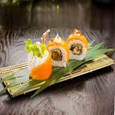 accessoire cuisine japonaise diy sushi roulement à rouleaux bambo cuisson natte à sushi outils