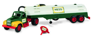 What Year Did The First Hess Toy Truck Come Out, Hess Toy Truck And ...